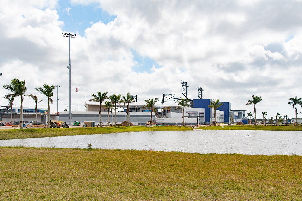 New Stadium For Atlanta Braves In North Port Fl