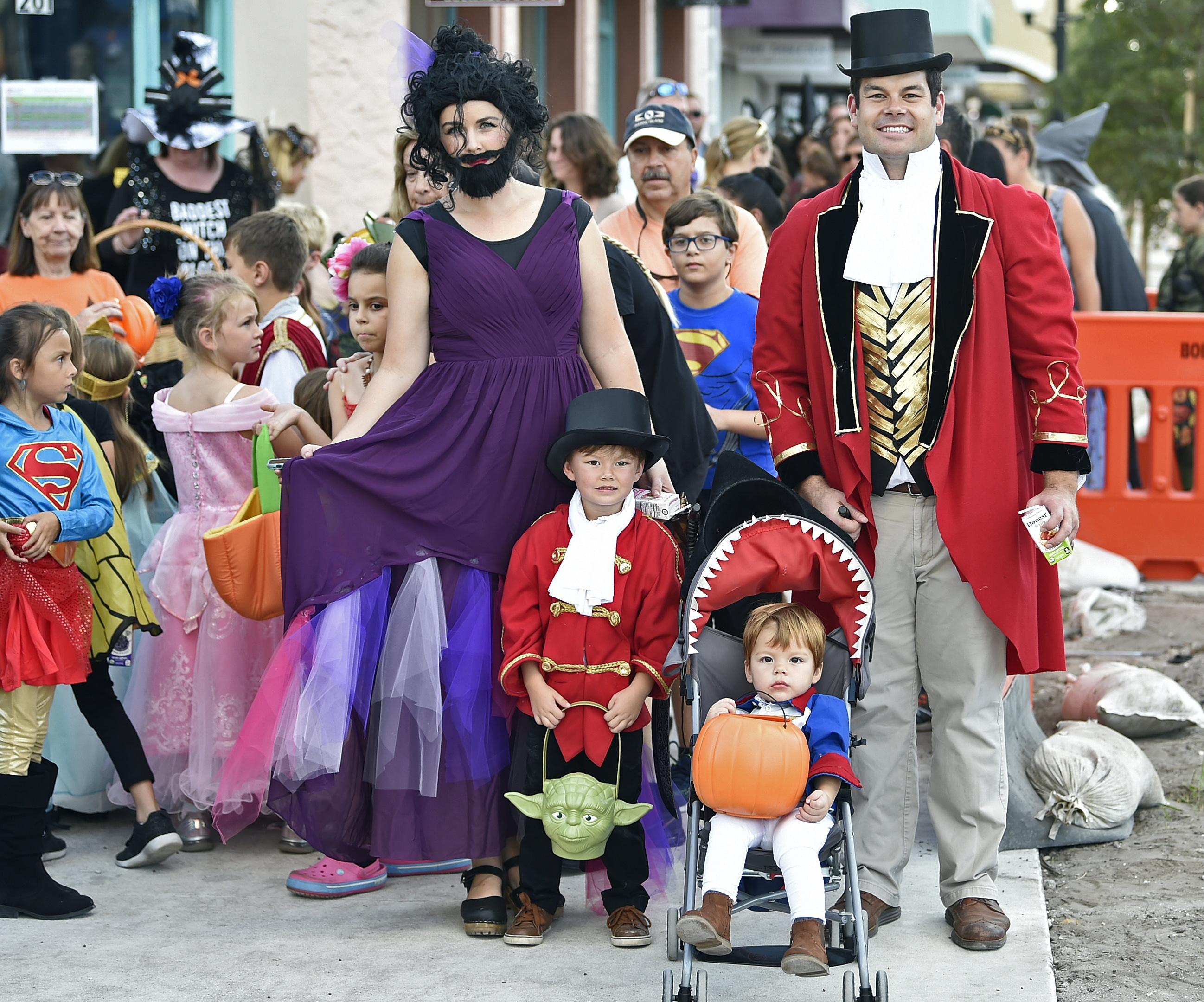 Halloween Custome Party Near Punta Gorda Fl 2020 31 Best Halloween Events in the Sarasota Area 2019