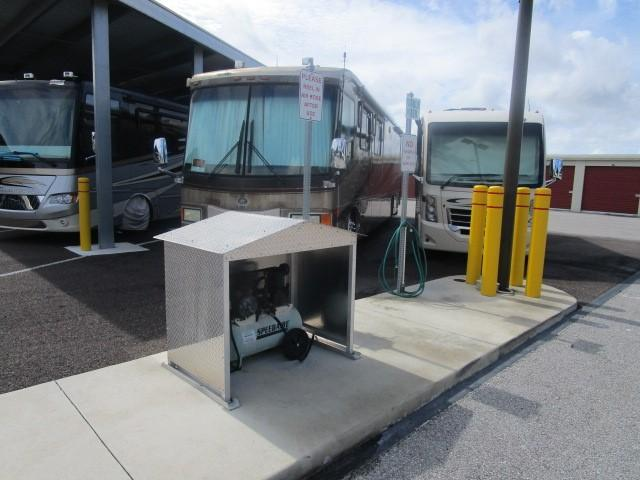 RV Storage in Venice, FL