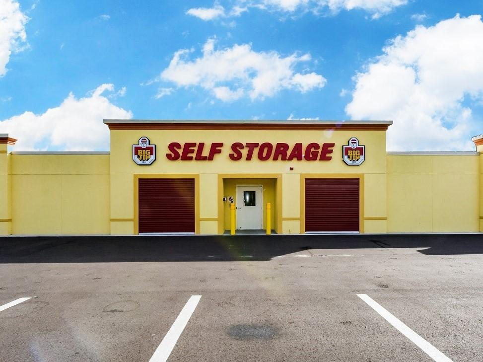 Self Storage Facility in Ruskin, FL