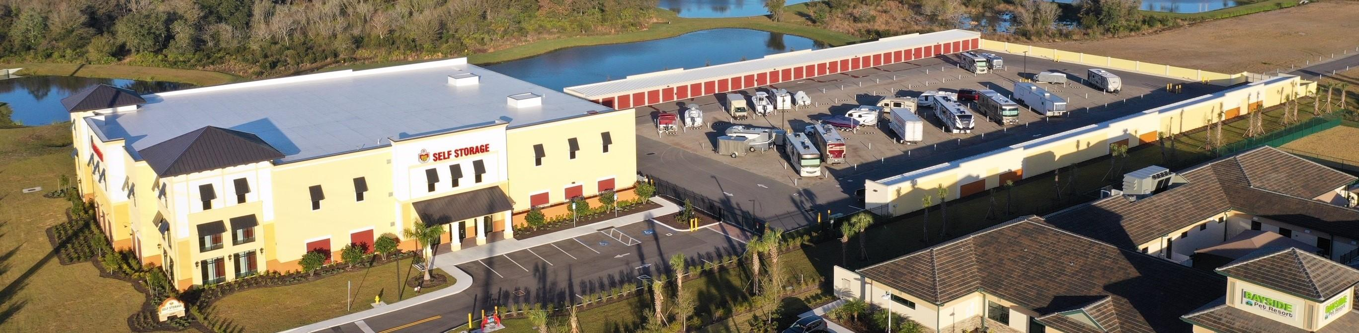 Big Jim Self Storage in Lakewood Ranch, FL